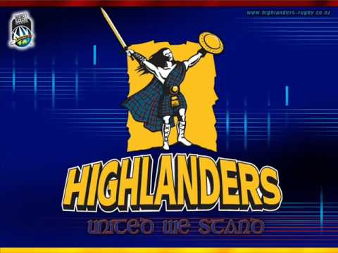 Super Rugby - Otago Highlanders Theme Song (FULL)