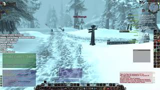World of Warcraft Classic Undead Rogue Skeram Lvl 60  BRD Pickpocket Farming LIVE VOD