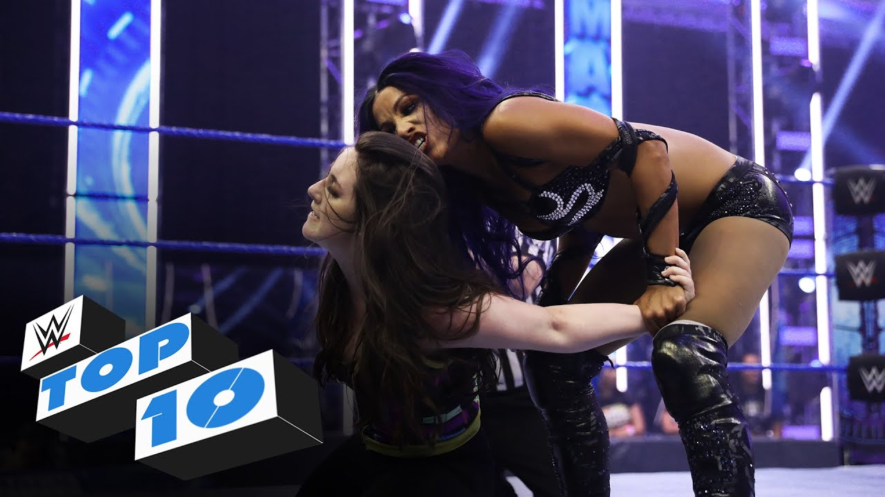 Top 10 Friday Night SmackDown moments: WWE Top 10, June 19, 2020