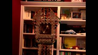 K'nex Grandfather Clock Stop Motion Build
