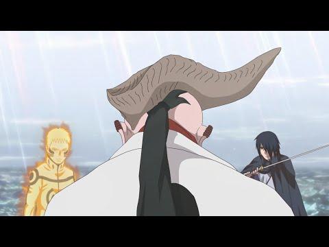 КТО ОН? Джиген новая сила в аниме Боруто - Наруто