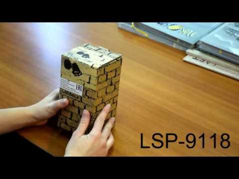 Видео-обзор светильника LUSSOLE LSP-9118