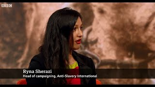 What is modern-day slavery? BBC World News Impact programme