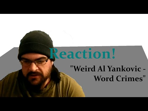 reaction to word crimes Through the use of social medias and testing, some of the youth and young adults of today have developed a type of laziness when it comes to simple spelling, as well as, grammatical mistakes surprisingly, these mistakes have become so common that they have been accepted as the standard after.