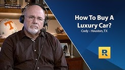 How To Buy A Luxury Car?