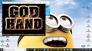 How to install God Hand in pc with pcsx2 emulator