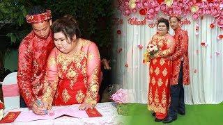 Chàng trai vỗ b,é,o người y,ê,u từ 90kg lên 120kg rồi mới cưới đúng là ông chồng của năm đây rồi