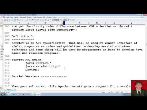 7-what-is-servlet?|-definition-of-servlet-|api-|servlet-container-|-adv-java-servlet-programming-tu
