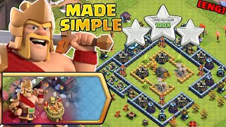 GUARANTEED EASY 3 STAR for the Hog Mountain Challenge | NEW Skin in Clash of Clans
