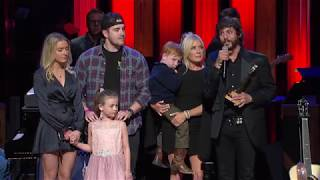 Garth Brooks Inducts Chris Janson into the Grand Ole Opry Video