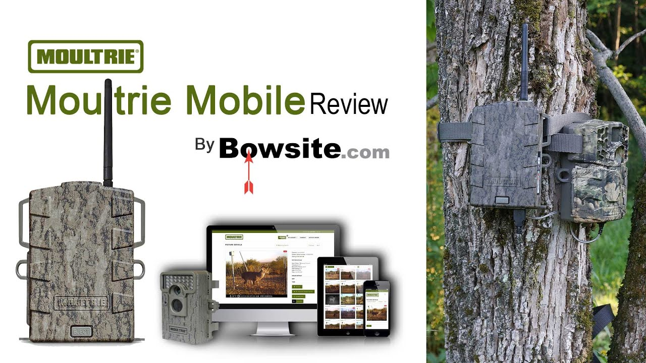 Moultrie Mobile Wireless Field Modem Mv1 >> Moultrie Mobile Review Youtube