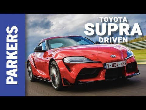 Toyota Gr Supra Review 2019 Parkers