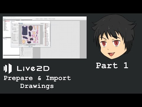 the rong contest submission - Erin Live2D model sample Animation by