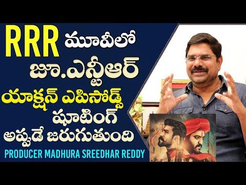 Producer Madhura Sreedhar Reddy About RRR Massive Action Episodes | Shooting After Lockdown|GSE