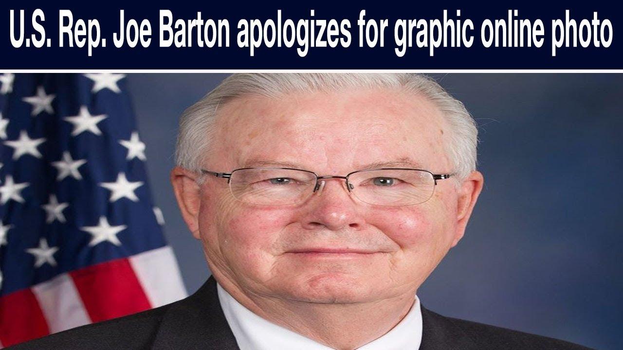 Texas Congressman Joe Barton Retiring Over Naked Photo