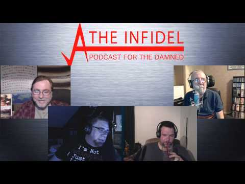 The Infidel Podcast -- April 15th, 2015 with the Fat Overlords