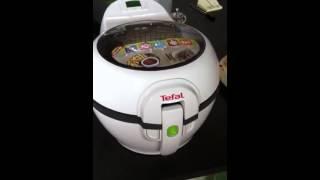 Kitchen test: Tefal vs Breville low fat fryers