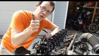Here's What Happened When I Cracked Open My 250,000 Mile Jeep Engine
