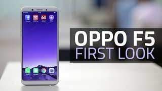 oppo f5 india launch price first look specifications