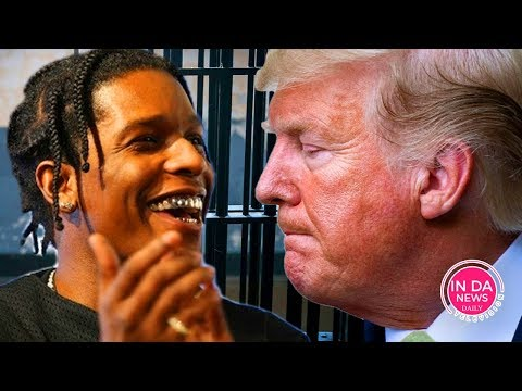 President Trump Guarantees to Free ASAP Rocky from Sweden! Here is WHY!
