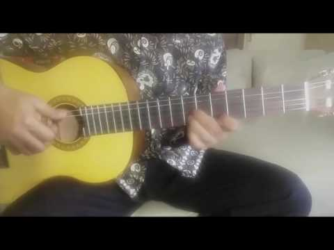 Soleram - Lagu Daerah Riau (Fingerstyle Cover)