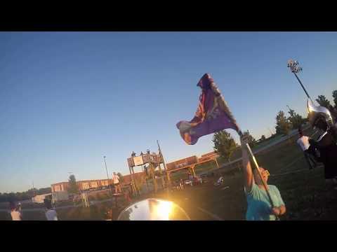 Mid-Carolina High School Marching Band 2017 - Mellophone Soloist Cam