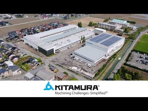 Kitamura Machinery - Machining Challenges Simplified