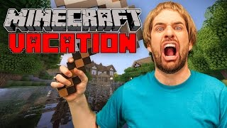 Repeat youtube video REAL MINECRAFT VACATION