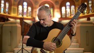 Cuatro piezas para guitarra by Manuel Ponce - Jeffrey McFadden, guitar
