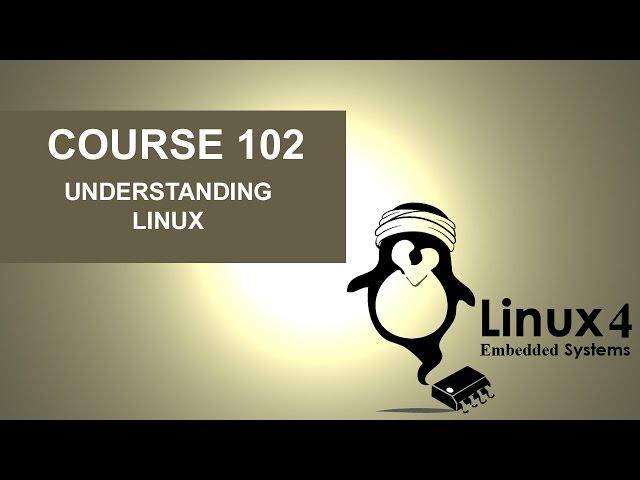 Course102: Understanding Linux