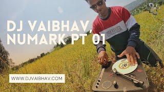 Numark PT01 Scratch Portable Turntable   Dj VAibhav
