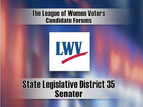 LWV 2014 Primary - State Senator District 35