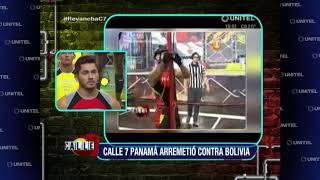 Calle 7 Panamá arremetió contra Calle 7 Bolivia