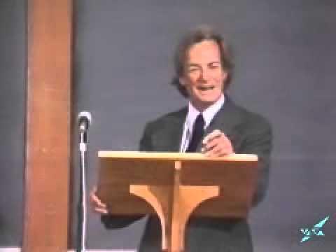 Richard Feynman on - philosophy, Why question, Modern science and Mathematics.avi