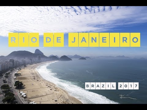 Rio to Paraty | Brazil Travel Vlog 2017