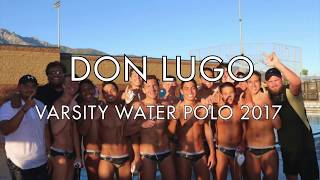 Don Lugo Water Polo Banquet Video 2017