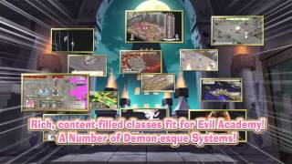Disgaea 3: Absence of Detention for PS Vita trailer
