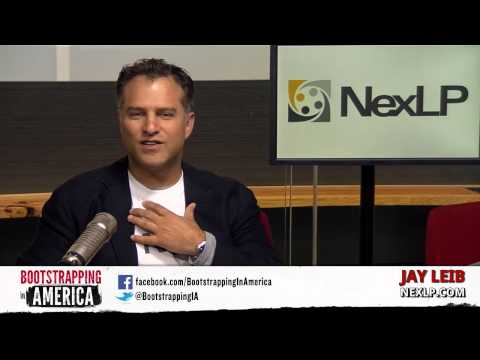 Jay Leib of NexLP | Bootstrapping in America