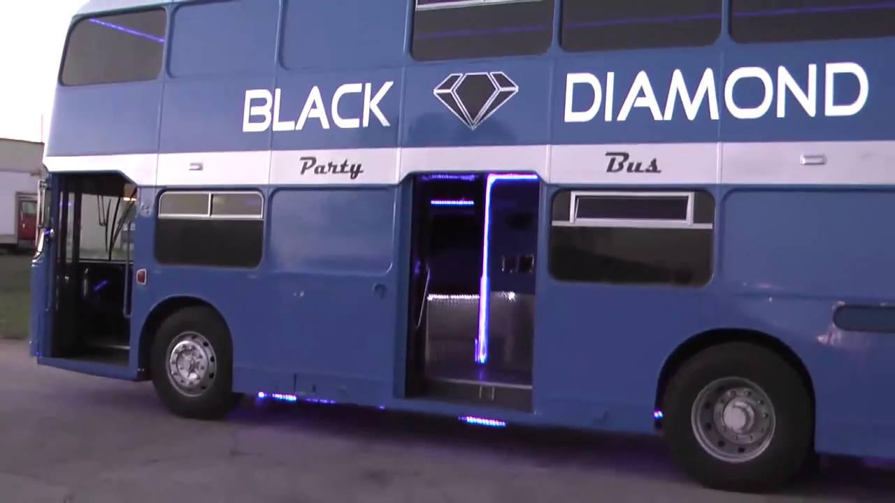 Double Decker Party Bus Okc