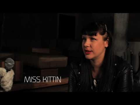 "Obey The Kitty ""Miss Kittin talks about life as a DJ & Cat"""