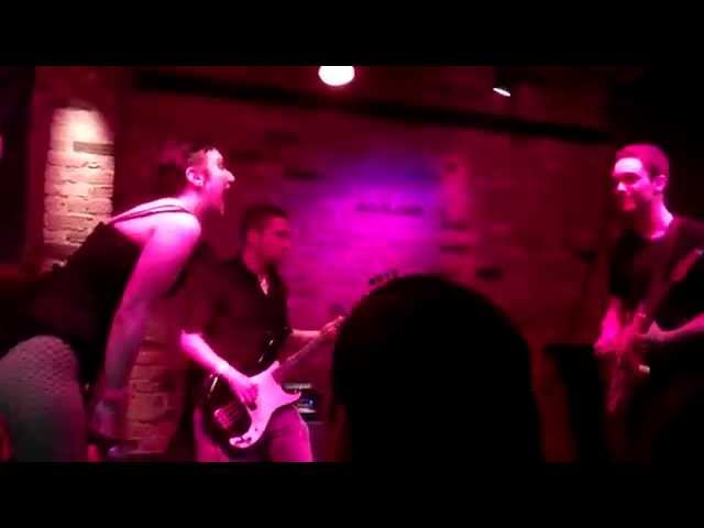 """Angie Atkinson:  """"Misspent Youth"""" live at The Bitter End"""