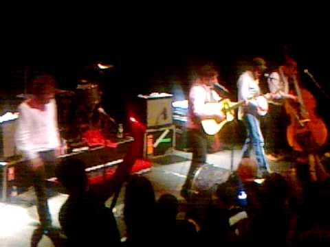 Mumford and Sons - The Cave, Live in An Lanntair, Stornoway 7th March 2011
