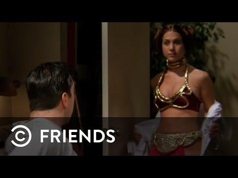 Princess Leia Gold Bikini Fantasy (Star Wars) | Friends
