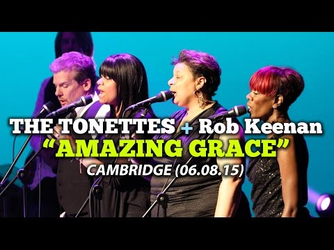 The Tonettes (with Rob Keenan) - Amazing Grace (Cambridge 06/08/15)