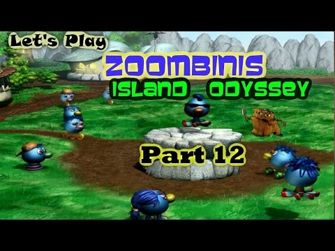 Letu0027s Play Zoombini Island Odyssey Part 12 - Painfully Rusty