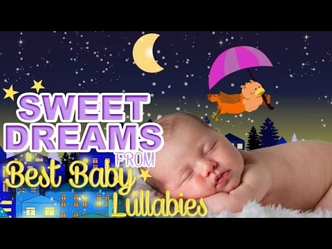 ♥ 8 HOURS BABY MUSIC Songs for Baby to go to Sleep Lyrics Ba