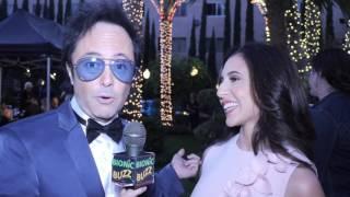 Gabrielle Ruiz at Hollywood Walk of Fame Honors