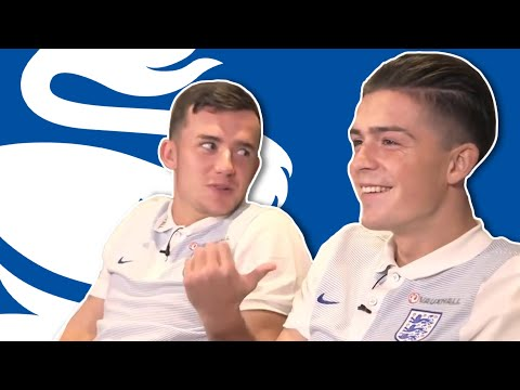 Which England U21 player is the best at FIFA 17? Ben Chilwell v Jack Grealish | FATV Challenge