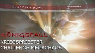 Destiny - Kriegspriester Herausforderung - Was tun bei KOMPLETTEM CHAOS? | Deutsch | HD