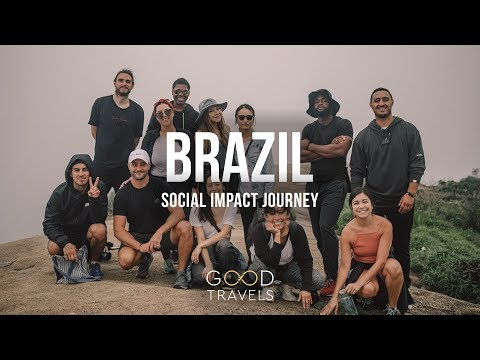 GOODTRAVELS - Brazil Social Impact Journey 2019